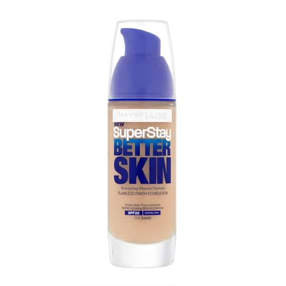 Maybelline New York SuperStay Better Skin Product Printable Coupon