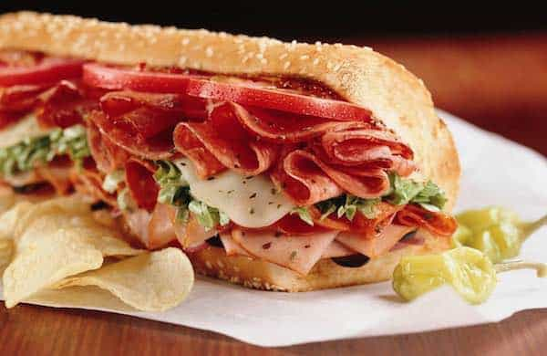 Quiznos Subs Printable Coupon
