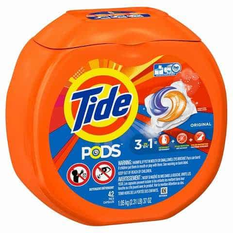Tide Pods 42ct Pack Printable Coupon