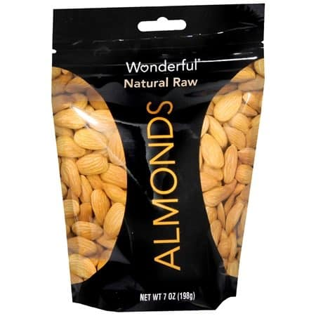 Wonderful Almonds Printable Coupon