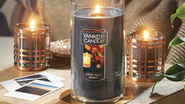 Yankee Candle Fall Scents Printable Coupon