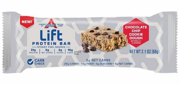 image about Atkins Coupon Printable named Atkins Raise Protein Bars Simply $0.22 At Walmart! - Printable