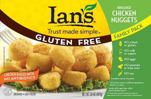 Ians Natural Foods Chicken Nuggets Printable Coupon