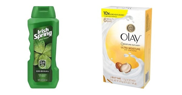 irish spring olay soap products printable coupon