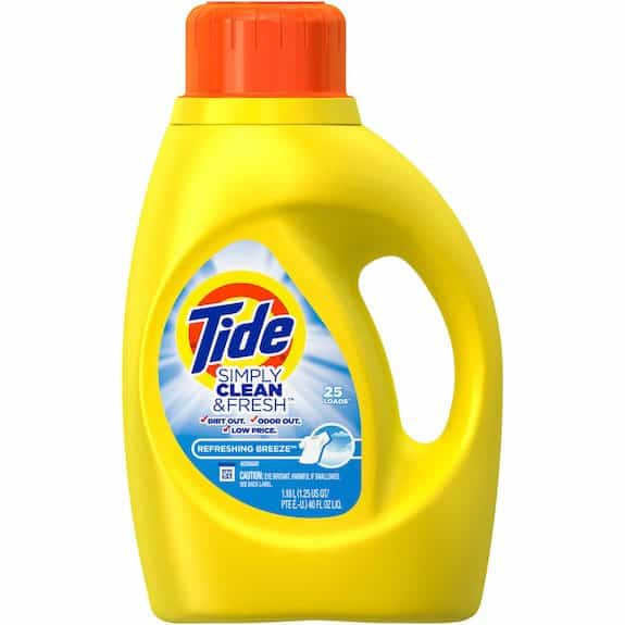 Coupons for laundry detergent tide