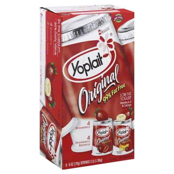 Yoplait Yogurt 8pk Fridge Pack Printable Coupon