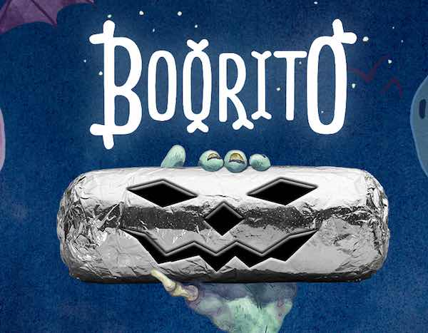 image about Chipotle Printable Coupons known as Halloween Coupon - Printable Discount coupons and Offers