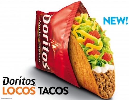 photograph about Taco Bell Coupons Printable identify Free of charge Doritos Locos Tacos at Taco Bell! - Printable Discount coupons