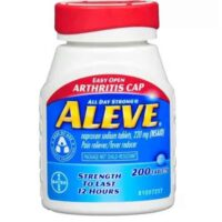 Aleve Pain Reliever Caplets $4.49/Bottle At Target!