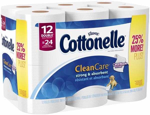 picture relating to Cottonelle Coupons Printable named Help you save With $0.50 Cottonelle Bathroom Paper Coupon! - Printable
