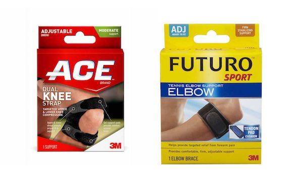 knee brace printable coupon