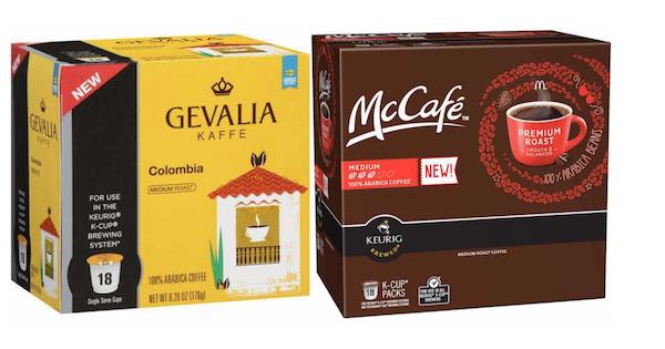 picture relating to Gevalia Printable Coupons named Gevalia Espresso K-Cups Printable Coupon - Printable Coupon codes