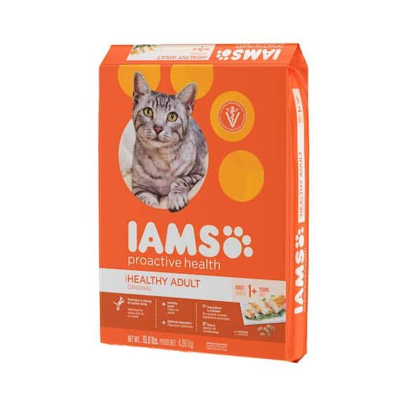 Coupons for free iams cat food