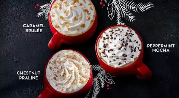 Image result for starbucks holiday drinks