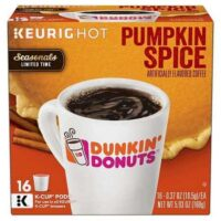 Save With $0.50 Off Dunkin' Donuts Coffee Coupon!