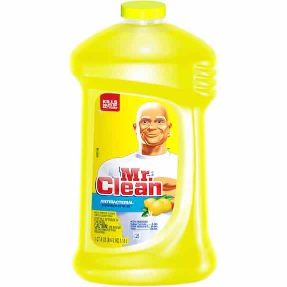 image relating to Mr Clean Coupons Printable referred to as Mr. Fresh new All Rationale Cleaners Basically $1.50/Each and every At Walgreens
