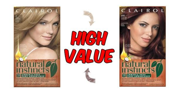 Clairol Hair Color Image
