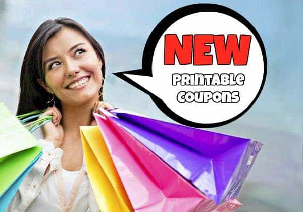 New Printable Coupon shopping-lady-image