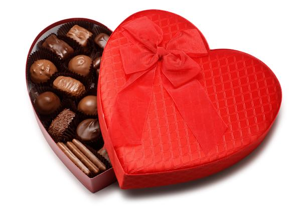 Perfekt Valentine Chocolate Printable Coupon