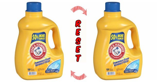 Arm & Hammer Laundry Detergent Printable Coupon Image