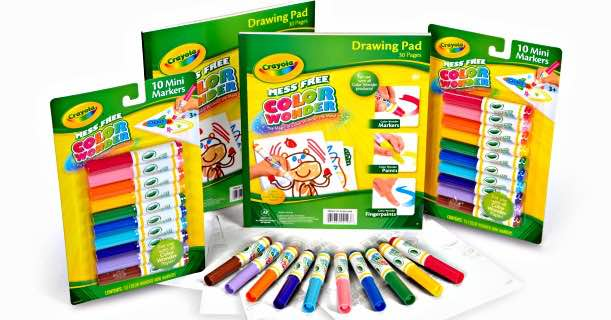 picture about Crayola Printable Coupons named Crayola Items Printable Coupon - Printable Discount coupons and Offers