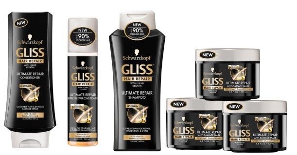 Schwarzkopf Gliss Hair Care Product Printable Coupon