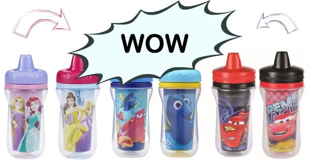 the-first-years-insulated-hard-spout-designer-sippy-cup-2pk-image