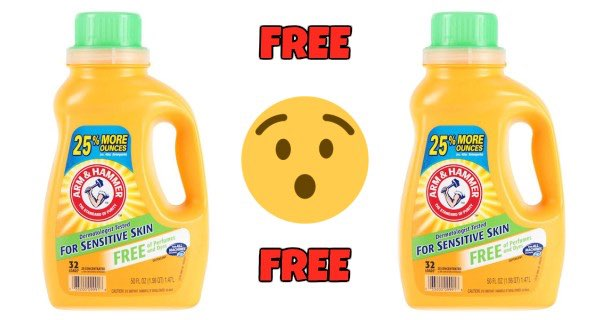 photograph regarding Arm and Hammer Coupons Printable titled Free of charge Arm Hammer Laundry Detergent At CVS! - Printable
