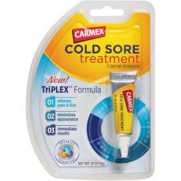Carmex-Cold-Sore-Treatment-Printable Coupon