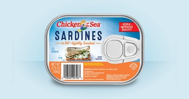 Chicken of the Sea Sardines Printable Coupon