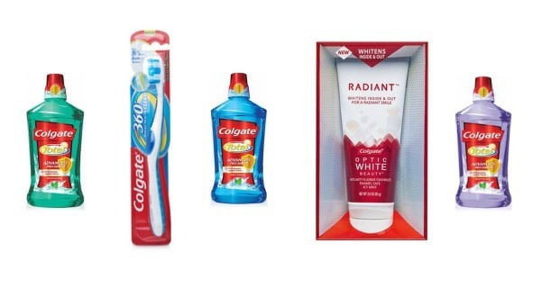 Colgate Products Image