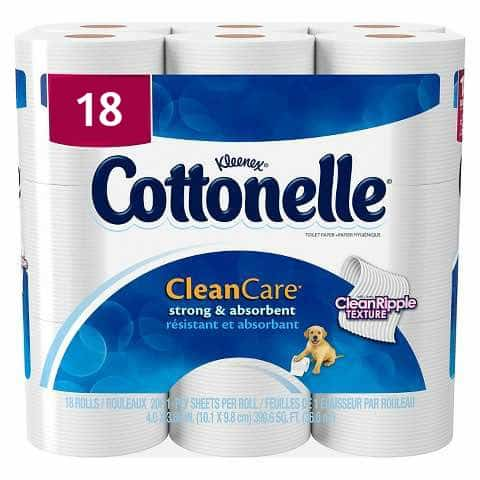 Printable coupons for cashmere toilet paper