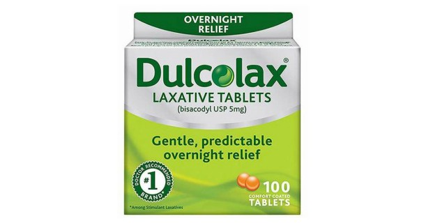 Dulcolax Laxitive Tables 100ct Printable Coupon