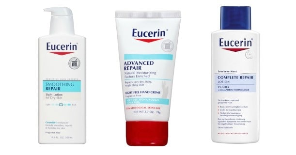 Eucerin Body Lotion & Creme Products Image