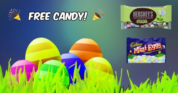 Free Easter Candy Image