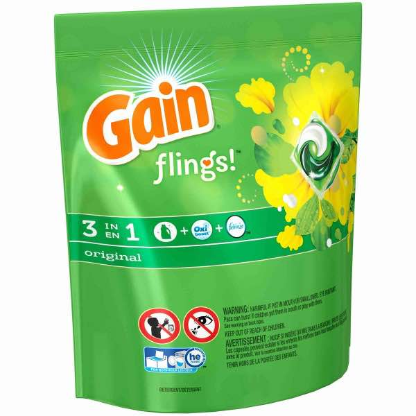 Gain Flings Printable Coupon Printable Coupons And Deals