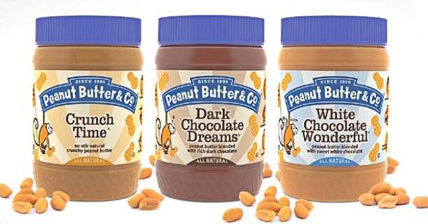 Peanut Butter & Co. Peanut Butter Jars Printable Coupon