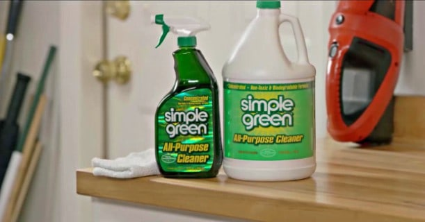Simple Green All Purpose Cleaners Printable Coupon