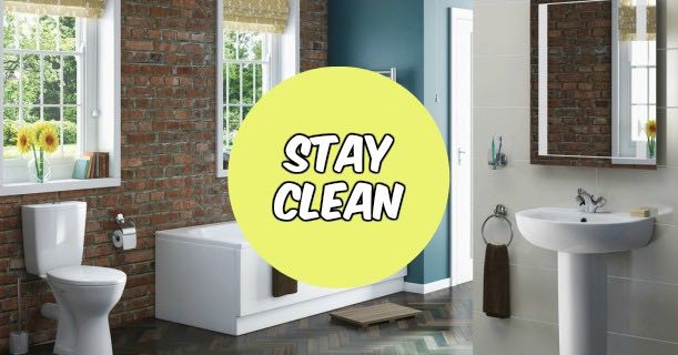 Stay Clean Bathroom Soap Product Image