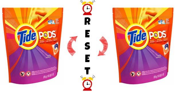Tide Pods 35ct Reset Image