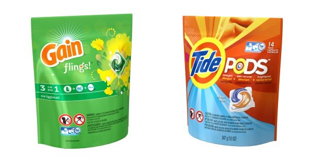 picture about Gain Printable Coupons referred to as Refreshing! $4.00 Inside of Discounts Upon Tide Pods Earnings Flings