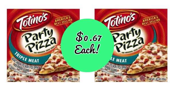 Totino's Party Pizza Image