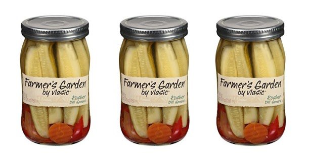 Vlasic Pickles Farmer's Garden Printable Coupon