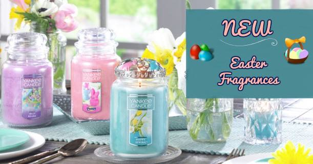 Yankee Candle Easter Fragrances Image