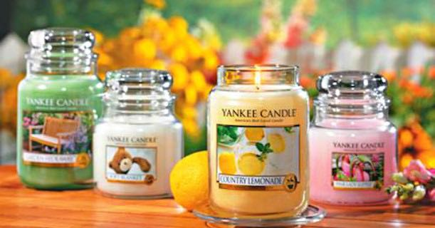 Yankee Candle Spring Collection Printable Coupon