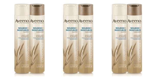 Aveeno Hair Care Product Image