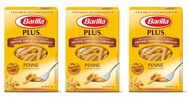 Barilla ProteinPLUS Pasta Products Printable Coupon