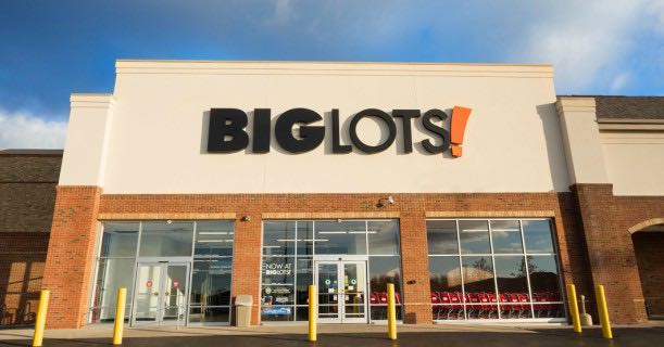 Big Lots Store Front Image