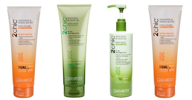 Giovanni 2chic Hair Care Product Printable Coupon