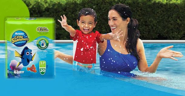 Huggies Little Swimmers Jumbo Pack Image